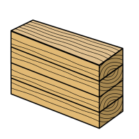 glue laminated timber